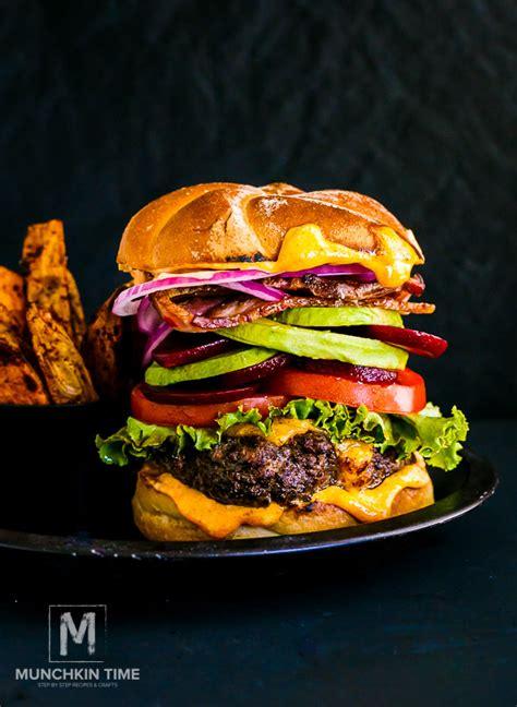 best burger recipe best hamburger recipe munchkin time
