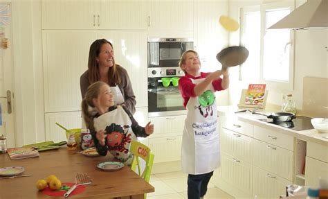 Cook And Learn Kitchen by Cooking With Languages Helping Learn Languages In