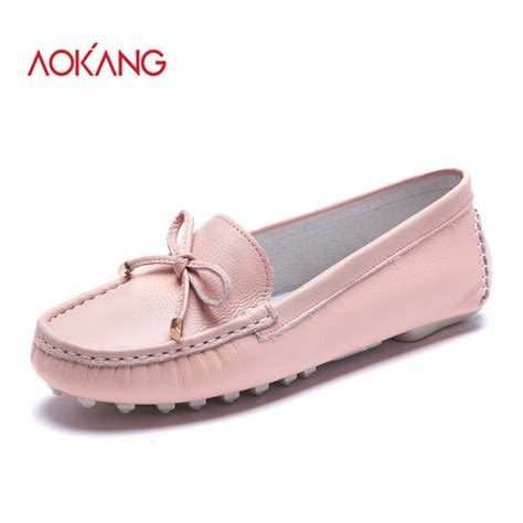 shoes brand aokang 2016new arrival flats shoes brand shoes