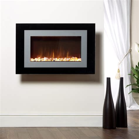 burley ayston hang on the wall electric fireplaces