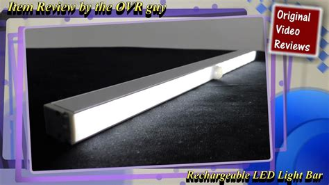 rechargeable led light bar item review rechargeable led light bar