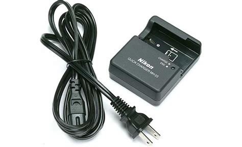 mh 23 charger nikon mh 23 battery charger charger for nikon en el9
