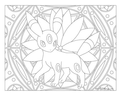 pokemon coloring pages umbreon mandalas pokemon mew images pokemon images