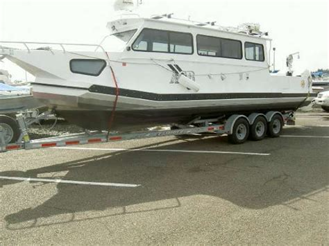 aluminum boats for sale everett wa used 2003 aluminum chambered boats acb 2933 expedition