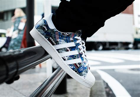 Pioneer Shoes Original Winky White nigo x adidas originals superstar 80s quot pioneer