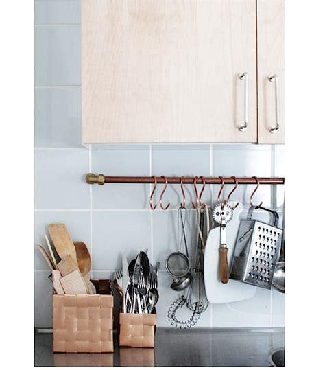 copper pots as kitchen decor remodelista design sleuth copper pot hooks remodelista