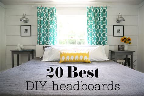best headboards diy headboard