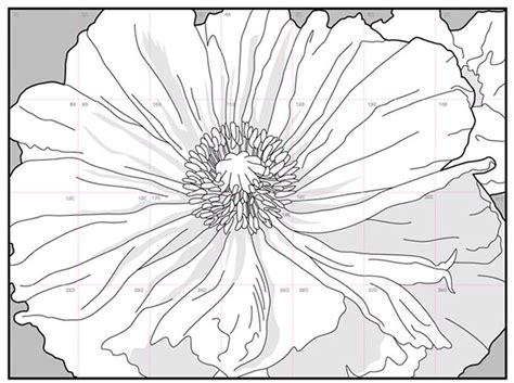 O Keeffe Coloring Pages by 28 Pages For 5 For Collaborative Coloring Mural Of A
