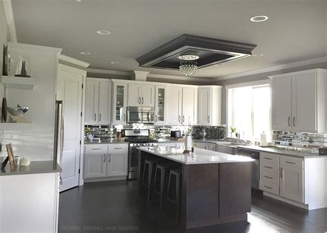 grey and white kitchen design your own gray and white kitchen homestylediary com