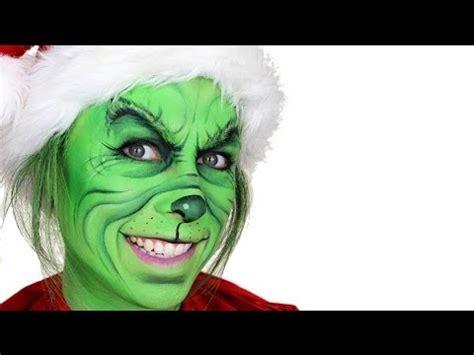 grinch makeup tutorial zoella смотреть онлайн видео the grinch christmas makeup tutorial