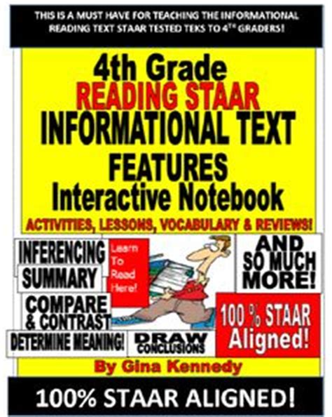1000 Images About Staar Reading On Pinterest Test Prep
