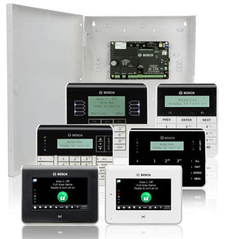 Alarm Bosch b942 touch screen keypad