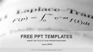 math template powerpoint math education powerpoint templates
