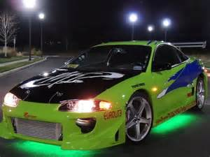 Mitsubishi Eclipse Fast Furious 1999 Mitsubishi Eclipse Fast And Furious Clone Replica