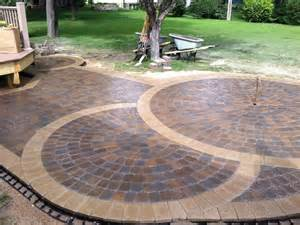 Brick Paver Patio Design Ideas Brick Patio Ideas Architectural Design