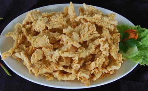 bahan cara membuat jamur crispy resep dan cara membuat jamur crispy renyah dan tahan lama