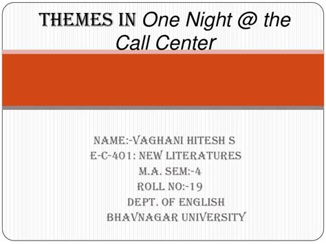 wordpress themes call center themes in one night the call center