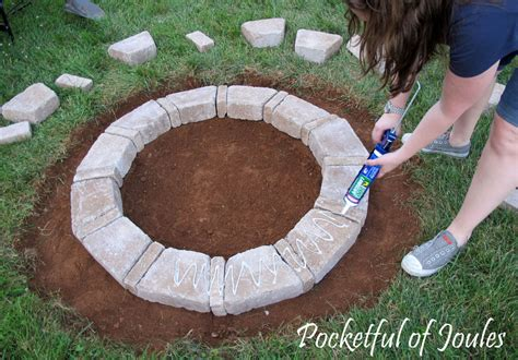 best way to build a pit do it yourself pit kit fireplace design ideas