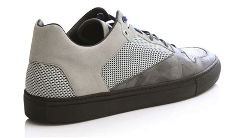 Balenciaga Patchwork Sneakers - balenciaga fall winter 2011 patchwork low top sneakers