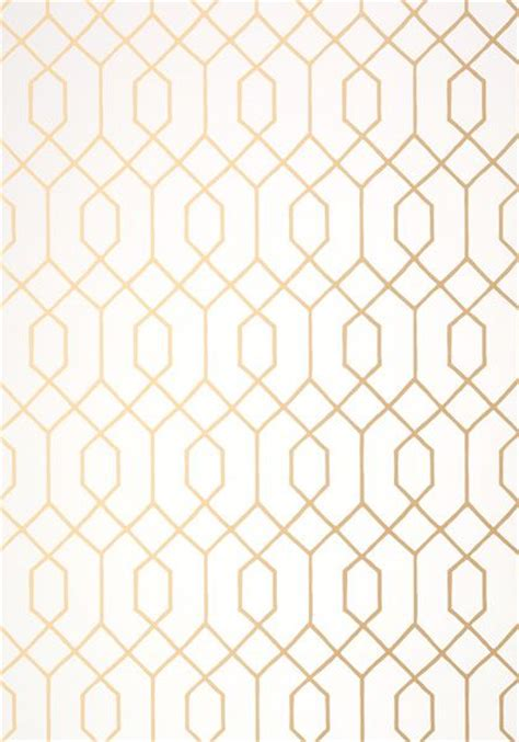 modern wallpaper pinterest thibaut graphic resource la farge in metallic gold shop