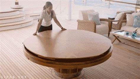 Spinning Expanding Table by Expanding Spinning Table World Of