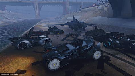 mod gta 5 batman batman vehicles add on pack 9 gta5 mods com