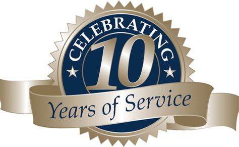 10 year anniversary scotts contract services
