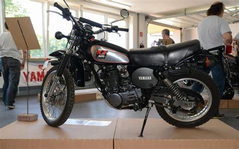 Yamaha Xt 500 Motor Lackieren modellentwicklung der yamaha xt500 von 1976 bis 1989