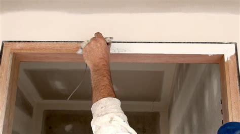 how to paint new wood or trim how to prepare and paint