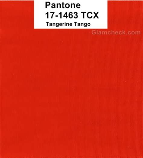 pantone color of the year 2012 pantone color of the year 2012 is quot tangerine tango quot