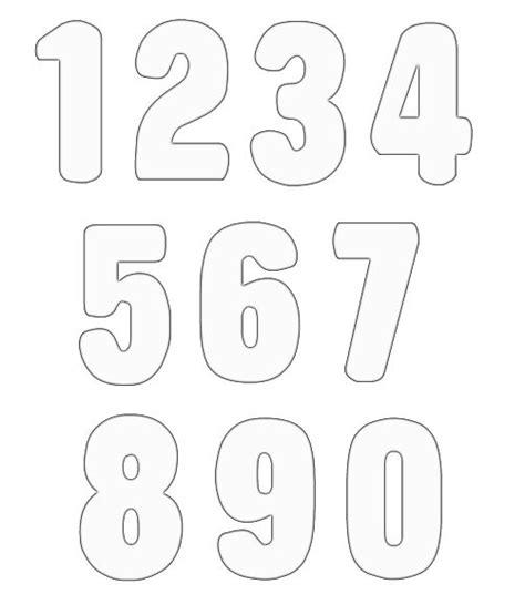number templates new calendar template site