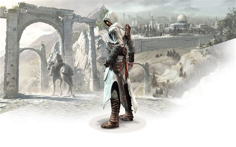 wallpaper 4k assassin s creed altair ibn la ahad in assassins creed 4k desktop wallpaper