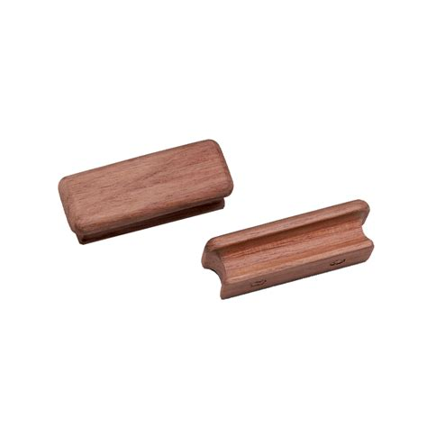 Teak Drawer Pulls by Seateak Teak Drawer Knob 2 Quot 2 Pack