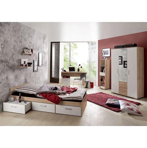 schreibtische für jugendzimmer wohnzimmer in grau rot