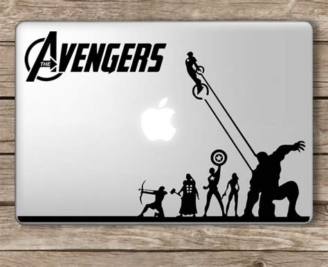 Decal Sticker Macbook Apple Macbook Be Different Stiker Laptop 50 cool macbook stickers and decals beebom
