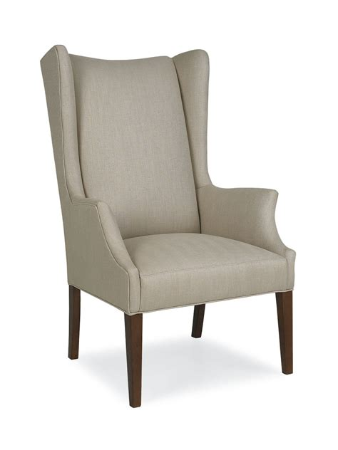 Upholstered Dining Chairs by Tryon Upholstered Dining Arm Chair Cottage Home 174