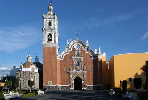 Decorative Lantern by Images Of The Church Of San Bernardino Tlaxcalancingo San