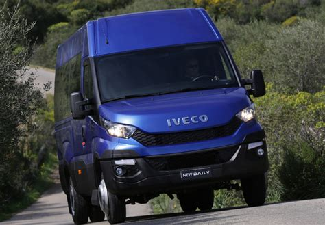 Iveco Car Wallpaper Hd by Iveco Daily Minibus 2014 Wallpapers