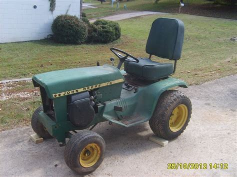 garden tractor attachments 110 deere garden tractor with attachments ebay