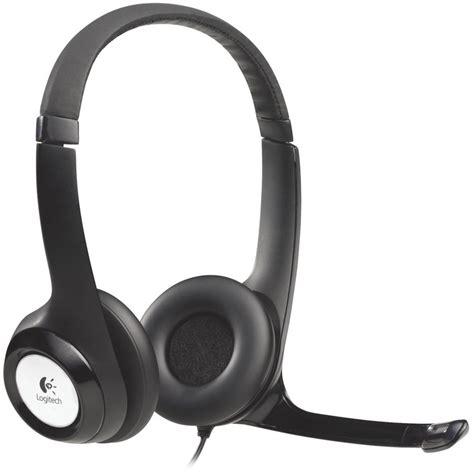 Headset Logitech H390 logitech corded usb headset h390 emea maniapc