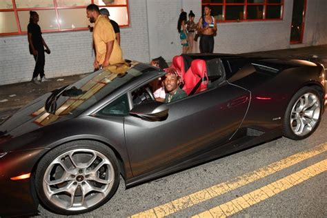 future rapper cars t i future more celebrate thug s 25th birthday