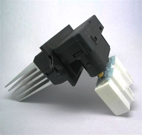 where is the heater blower resistor located on a corsa chrysler voyager town country heater blower motor resistor pack ebay