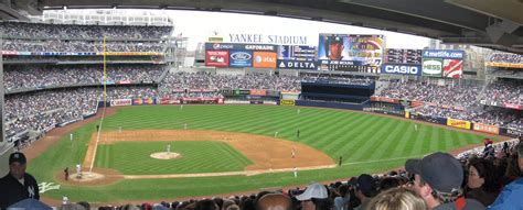 yankee stadium section 223 yankee stadium 2009 1923 panoramas cook sons
