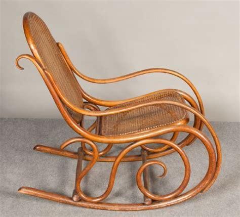 thonet bentwood rocking chair 119866 sellingantiques co uk