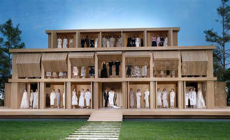 the doll house fashion chanel creates eco friendly minimalist life size doll