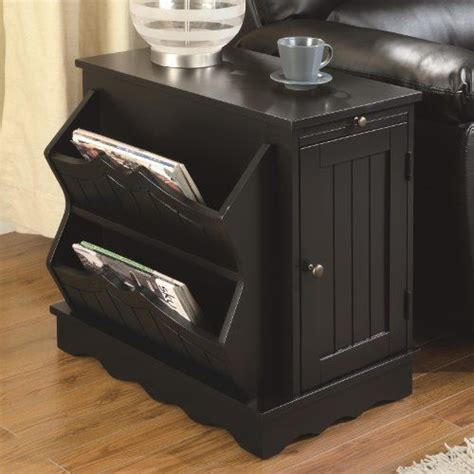 71 best black side tables images on pinterest black side 17 best images about end table with magazine rack on