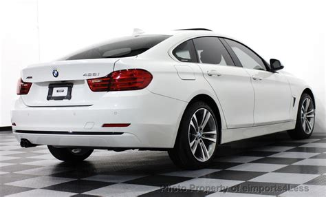 bmw 428i xdrive gran coupe 2016 used bmw 4 series 428i xdrive gran coupe 4dr at