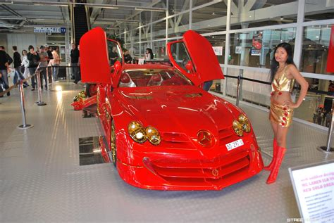 Money Cant Buy You Taste The Gold Blackberry by And Gold Mercedes Slr Money Can T Buy Taste News