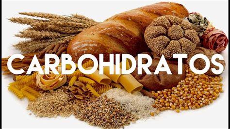 carbohidratos youtube