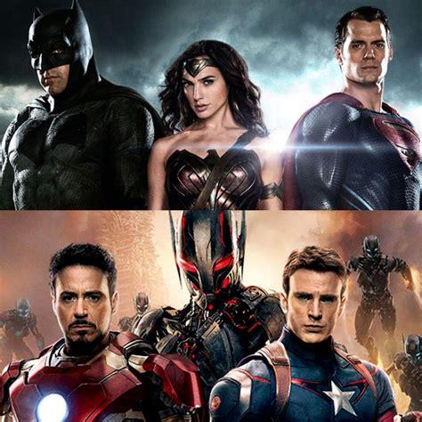 marvel film gossip 5 similarities between justice league and marvel s